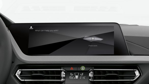 BMW 2er Gran Coupé Intelligent Personal Assistant