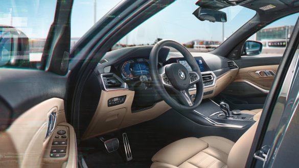 BMW 3er Touring Cockpit