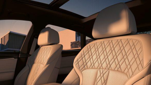 BMW 6er Gran Turismo Interieur