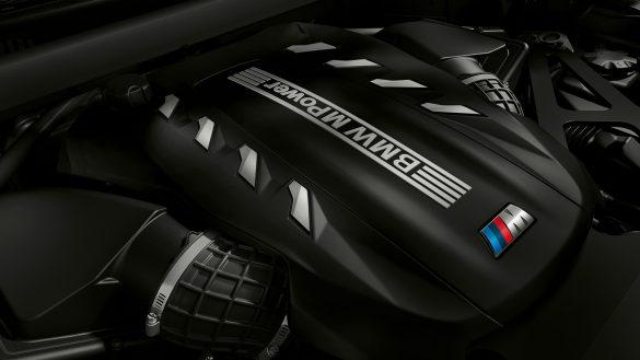 High-Performance M TwinPower Turbo 8-Zylinder Benzinmotor