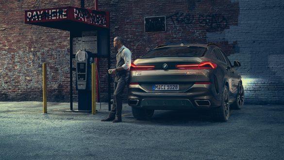 BMW X6 LED Scheinwerfer