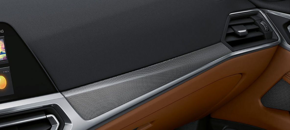 BMW 4er Cabrio Einstiegsleiste