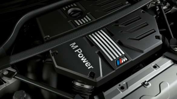 BMW X3 M M Carbon Präzisionsstrebe