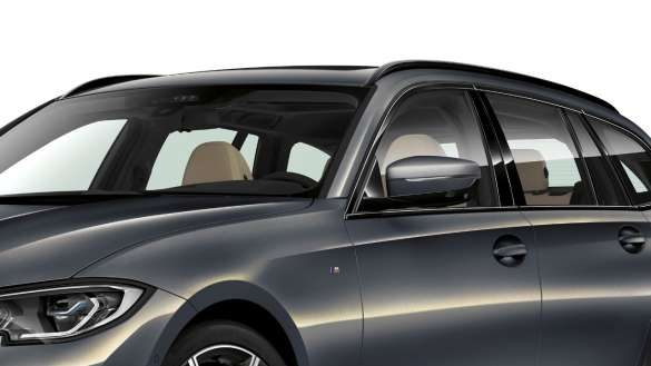 BMW 3er Touring Akustikverglasung